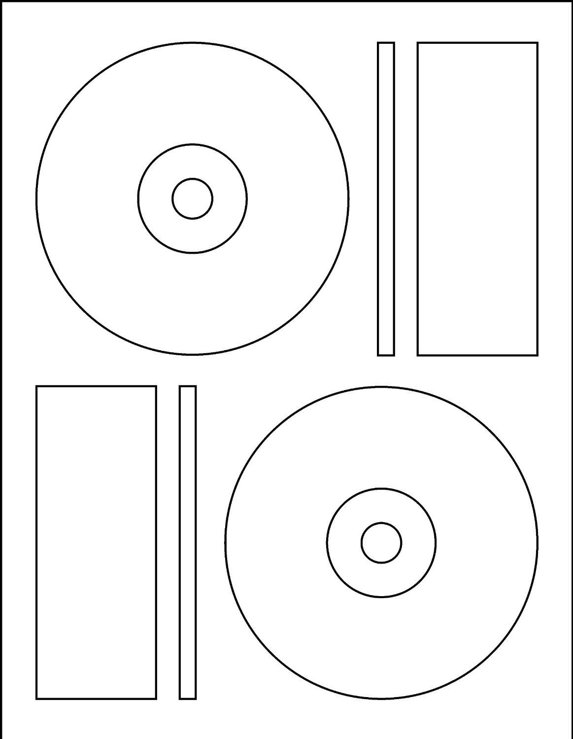 Magic image pertaining to printable cd labels