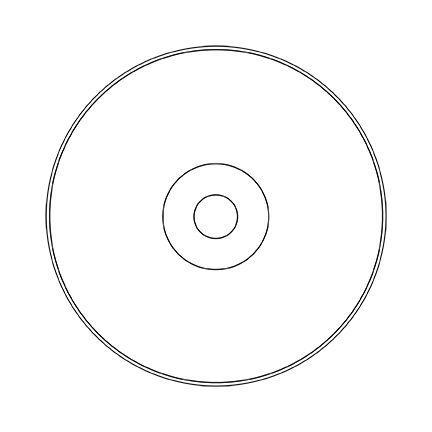 CD Label specs | design | Pinterest | Cd labels, Cd packaging and