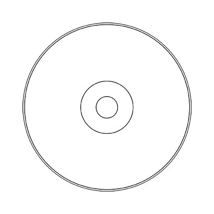CD Label specs | design | Pinterest | Cd labels, Cd packaging and