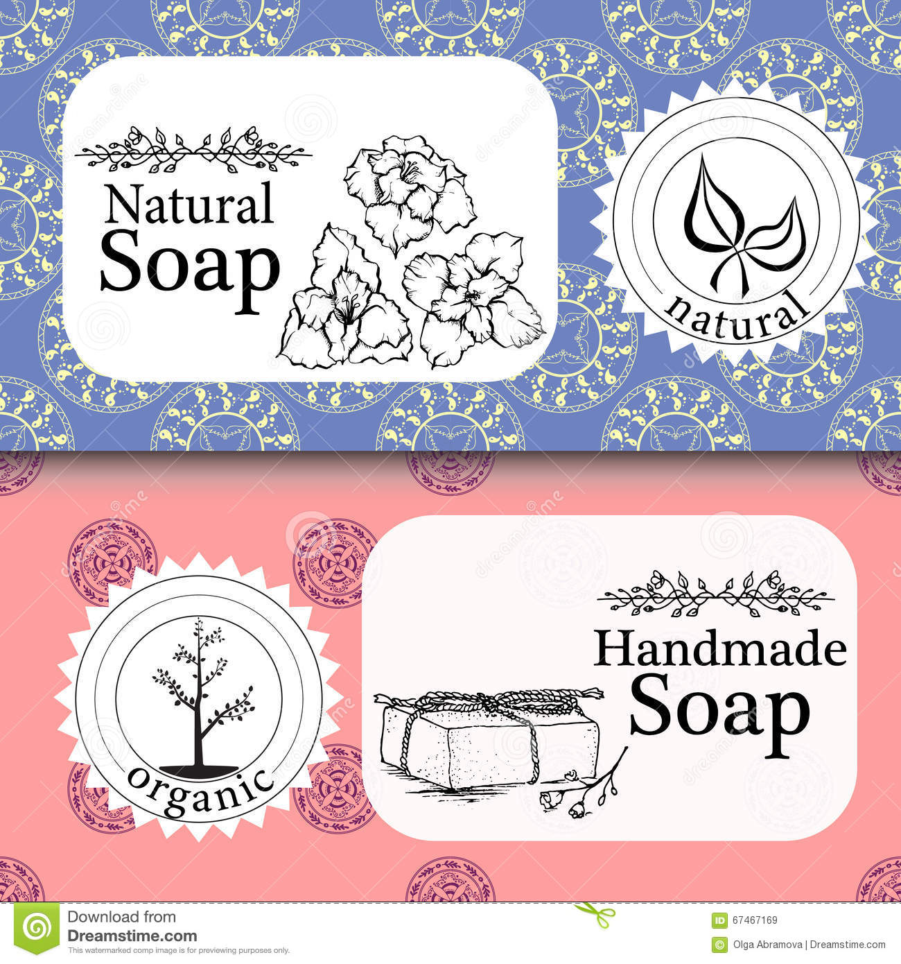 Free Printable Cigar Band Soap Label Template | Books Worth