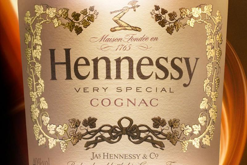 TimeZoneOne Portfolio, Hennessey Cognac
