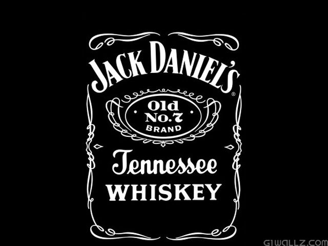 Jack Daniels Label Template Generator | printable label ... Jack Daniels Logo Maker