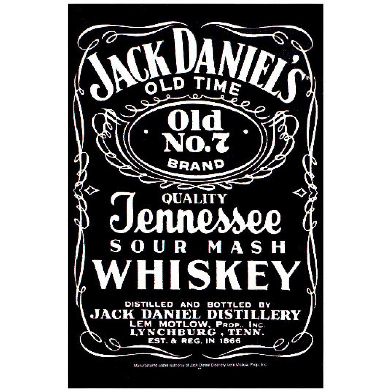 Jack Daniels Label Template Generator | printable label ...