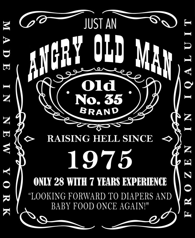 $50 replace the text of Jack Daniel's logo need it ASAP!