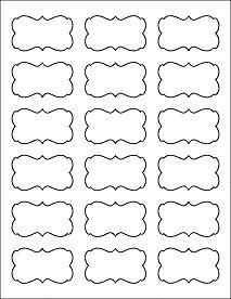 25+ unique Label templates ideas on Pinterest | Print address