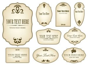 label template free