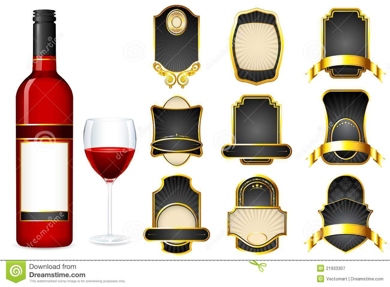 liquor label template printable label templates. Black Bedroom Furniture Sets. Home Design Ideas