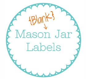 25 best Jar labels: free jar labels, jar label templates and ideas