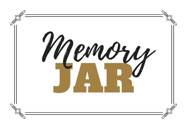How To Make a Memory Jar (+ Free Printable Label!)
