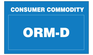 Adaptable image pertaining to orm-d label printable