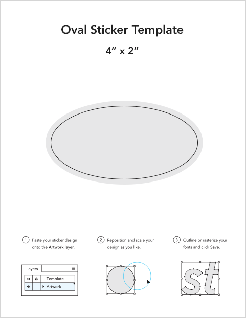 Unusual image pertaining to printable oval labels