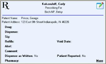 word prescription pad templates | Diigo Groups