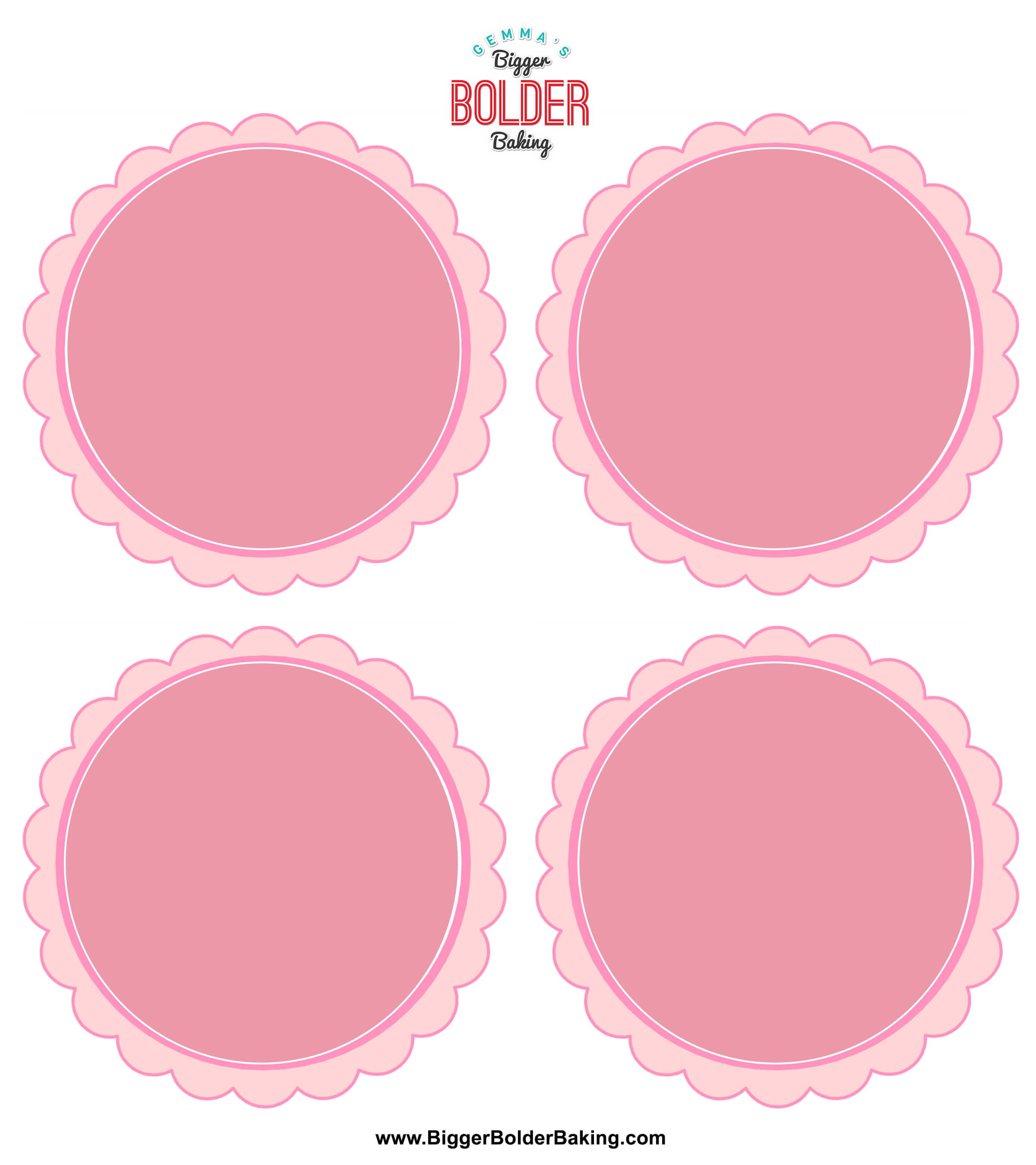 Printable Label Stickers | printable label templates