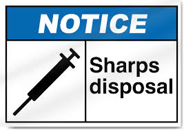 Printable Sharps Container Label Printable Label Templates