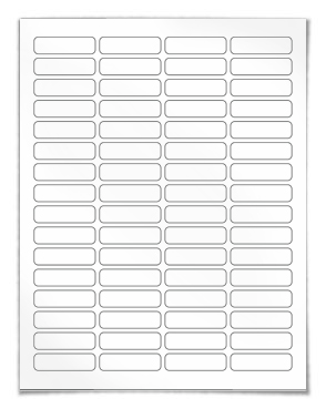 Return label template printable label templates for Avery label templates 5195