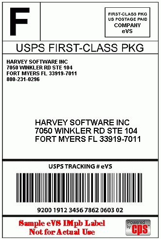 Shipping label template usps printable label templates for Half page shipping label template