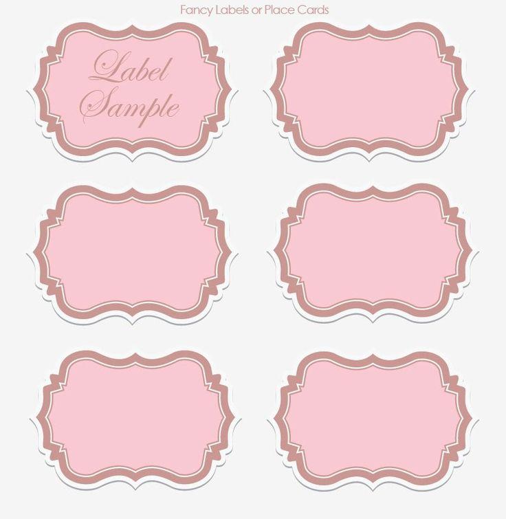 Printable Oval Labels – Free Template Set | Worldlabel Blog