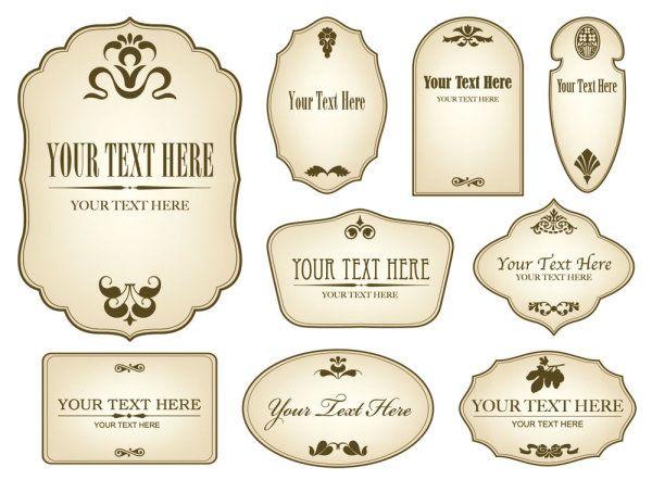 8+ Wine Bottle Label Templates Design, Templates | Free