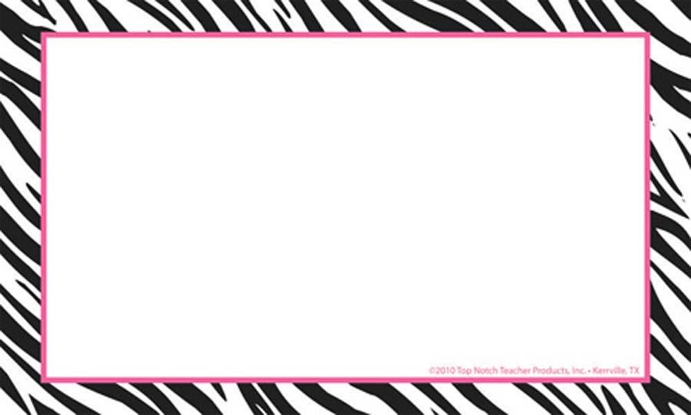 Zebra Print Stencil Printable | Free Download Clip Art | Free Clip
