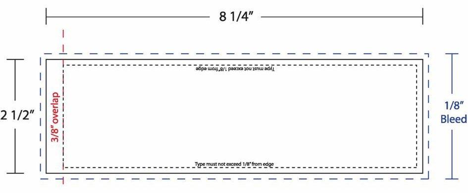 Label Format for 16.9 FL OZ Bottle