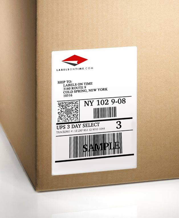 Shipping labels 102 paper size, label format and printer choices