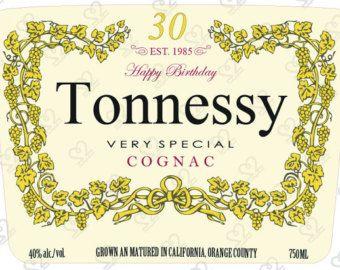 Hennessy | Etsy