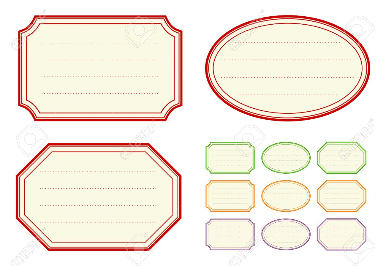 Great British Summer Cherry Jam Jar Labels. You can edit and use