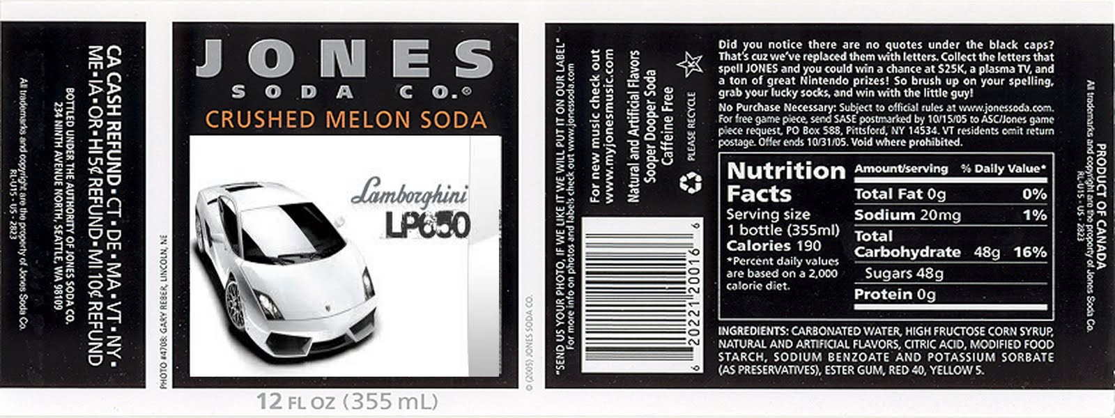 jonesing for a template: DIY soda bottle labels Kimberly