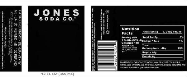 Jones Soda Template by CourtneyLizz on DeviantArt