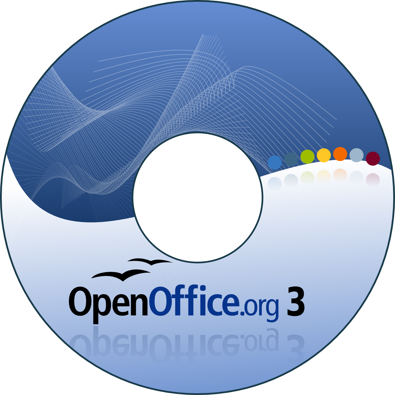 OpenOffice.CD Art previous versions