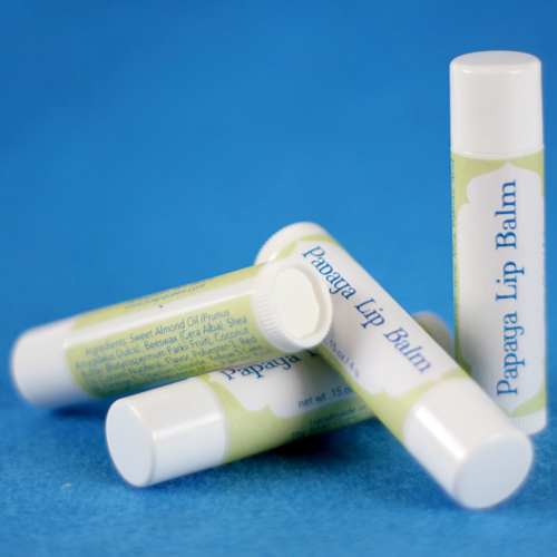 Lip Balm Labels Templates | StickerYou Products