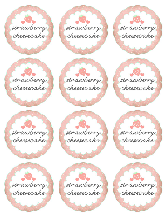 Printable Canning Jar Labels | Canning jar labels, Jar labels and Jar