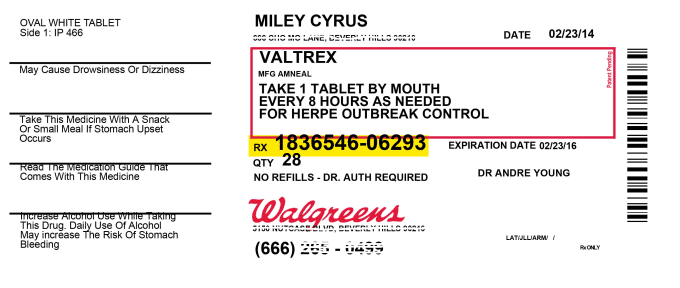 Send you rx label template psd by Notown559