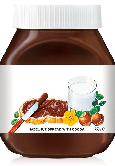 25+ unique Nutella label ideas on Pinterest | Free frames, Vintage