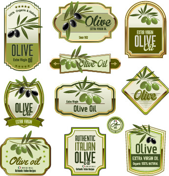 Olive oil label free vector download (8,849 Free vector) for