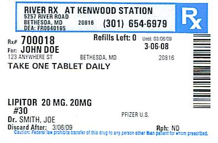 Prescription Bottle Label Template New 2017 Resume Format and Cv