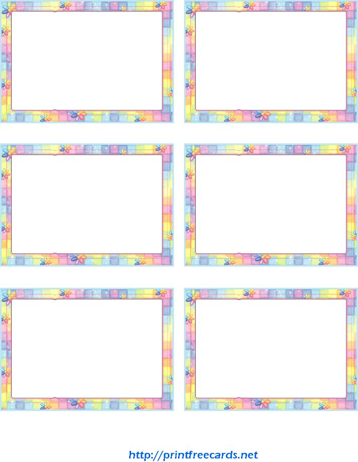 Printable Labels & Name Tags | Calloway House