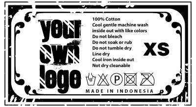 T Shirt Design Kit | Custom Tshirt Design | Real Thread