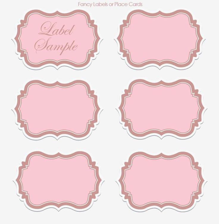 Printable Oval Labels – Free Template Set | Worldlabel Blog