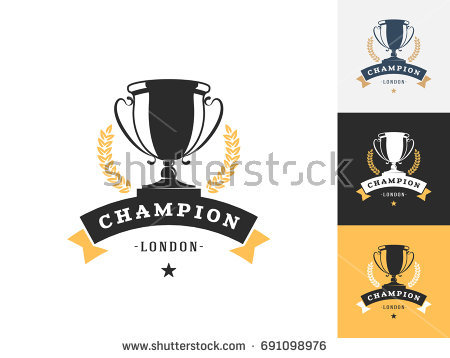 Trophy Sticker Download Free Vector Art, Stock Graphics & Images