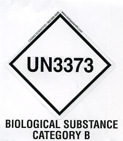 UN3373 LABELS