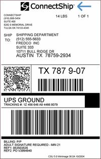 ConnectShip: Custom Documents